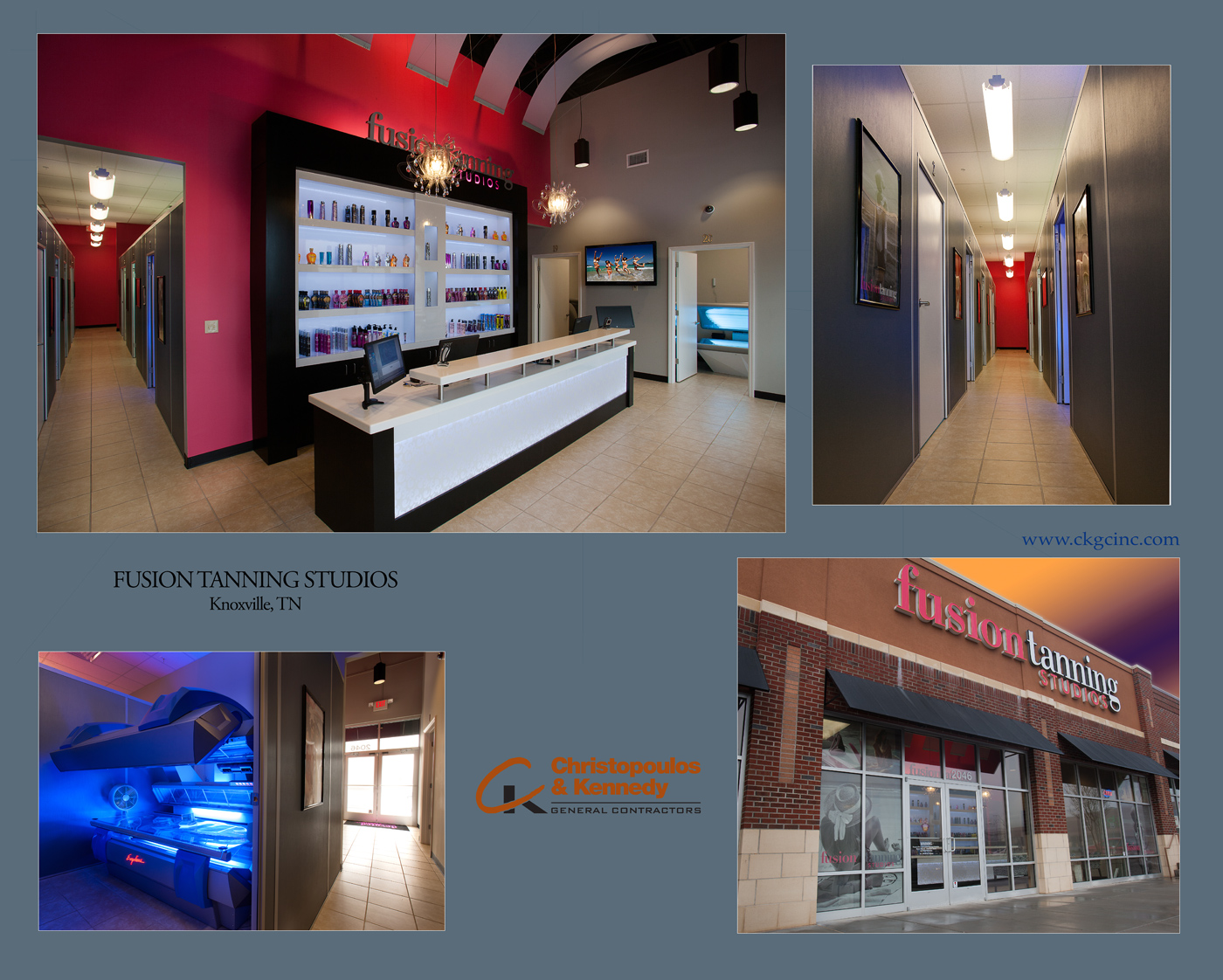 Commercial Projects - Christopoulos Kennedy Construction Inc.