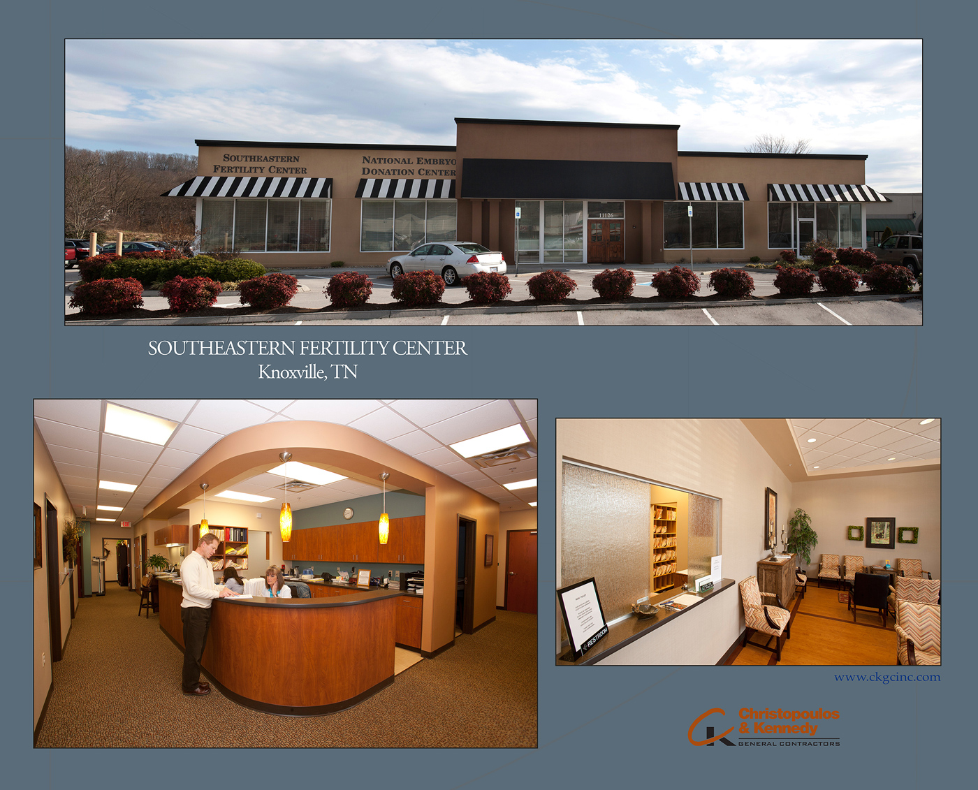 Ted Russell Nissan >> Commercial Projects - Christopoulos Kennedy Construction Inc.