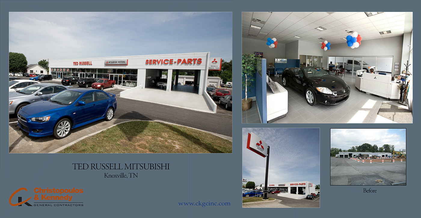 Ted Russell Mitsubishi